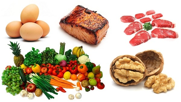 Chế độ ăn cho vợ cần đảm bảo dinh dưỡng và các dưỡng chất cần thiết