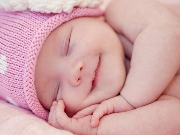 Tạo cho bé không gian yên tĩnh để ngủ