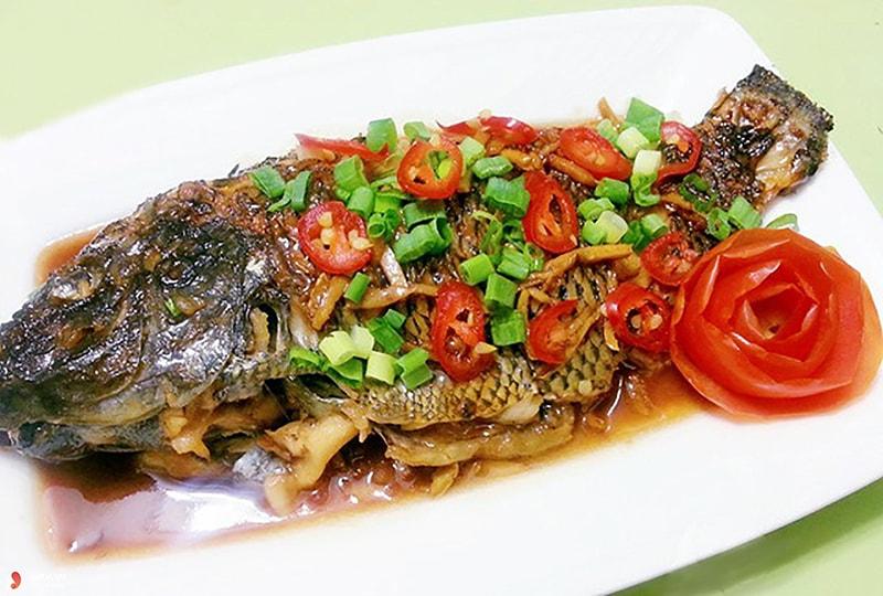 Ăn cá rô phi có tác dụng gì với bà bầu và thai nhi?