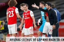 Arsenal có thực sự gặp khó khăn tài chính?